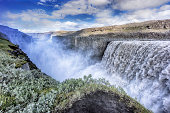 Dettifoss waterfall - Iceland