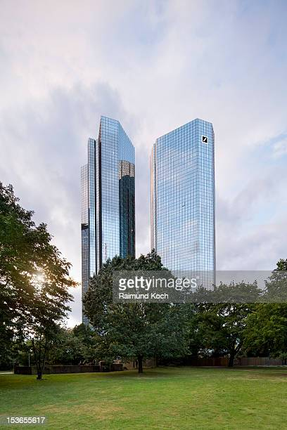 Deutsche Bank building, Frankfurt