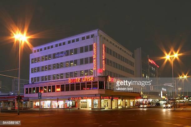 Deutschland Berlin Charlottenburg Beate Uhse Erotik Museum in der Kantstrasse
