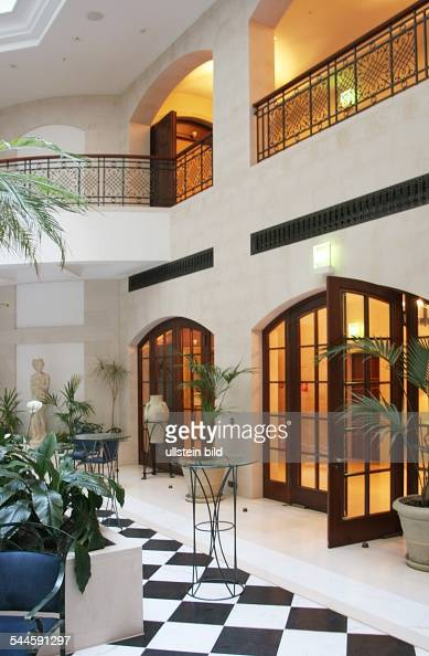 Hotel Foyer Berlin : Berlin winter garden stock photos and pictures getty images