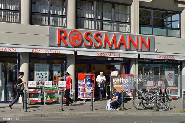 Deutschland Berlin Rossmann Filiale