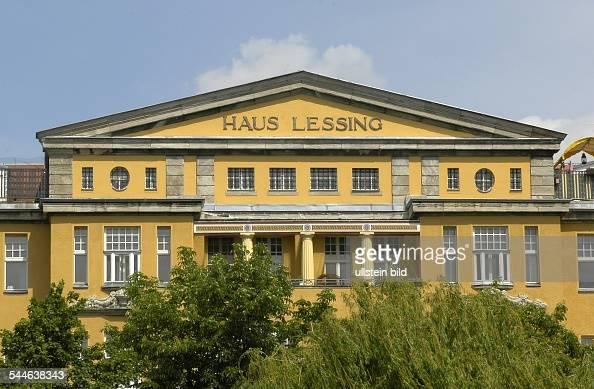deutschland berlin tiergarten das haus lessing in alt moabit pictures getty images. Black Bedroom Furniture Sets. Home Design Ideas