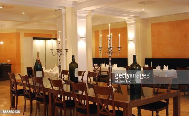 Deutschland BerlinCharlottenburg Restaurant Balthazar am Kurfuerstendamm