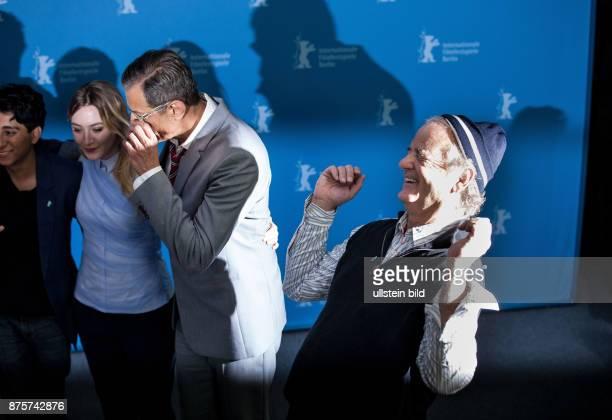 DEU Deutschland Germany Berlin 64 Berlinale das Internationale Filmfestival in der deutschen Hauptstadt Bill Murray beim Photocall