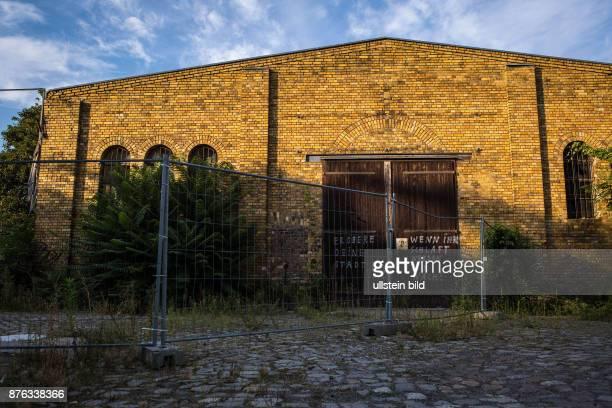 DEU Deutschland Germany Berlin Das Dragoner Areal ein noch nicht erschlossenes MischwohnundGewerbegebiet in BerlinKreuzberg