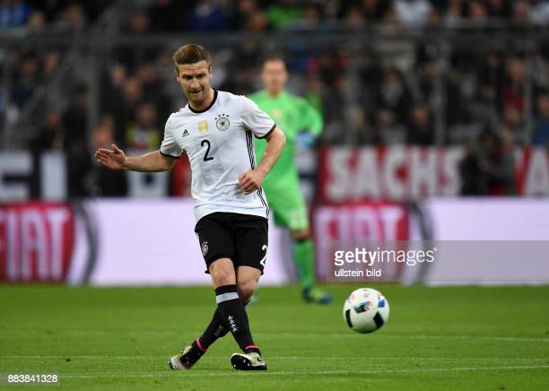 FUSSBALL Deutschland Italien Shkodran Mustafi