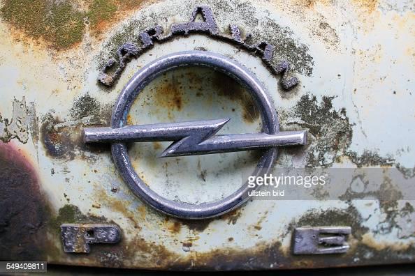 GER Deutschland Oldtimer Opel Caravan unrestauriert Bauzeit 19531957