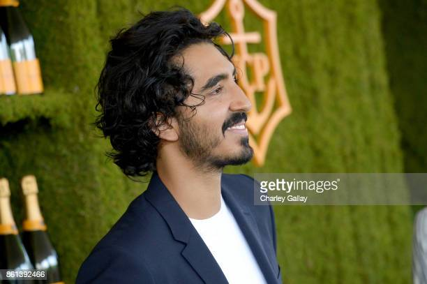 Dev Patel at the Eighth Annual Veuve Clicquot Polo Classic on October 14 2017 in Los Angeles California
