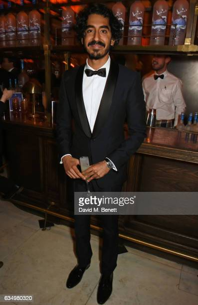 Dev Patel attends The Weinstein Company Entertainment Film Distributors Studiocanal 2017 BAFTA After Party in partnership with Ben Sherman Kat...