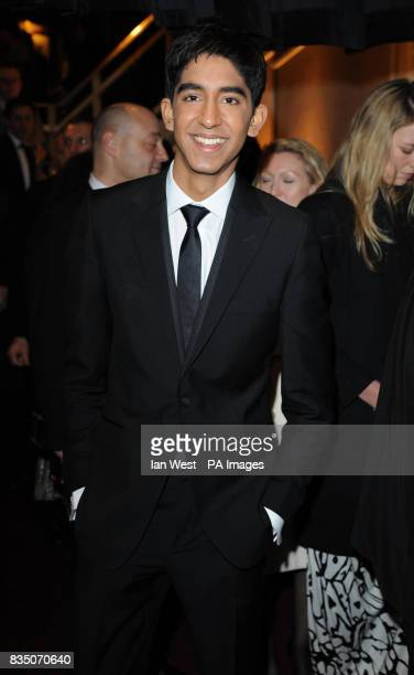 Dev Patel during The Grosvenor BAFTA after party in central London