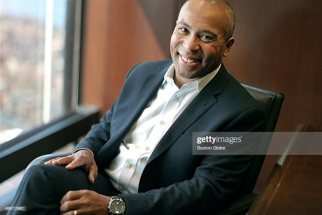 Deval Patrick will work at Bain Capital