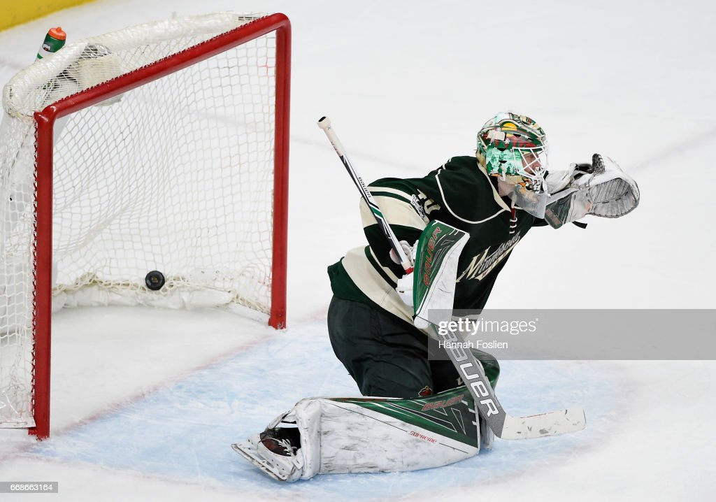 St Louis Blues v Minnesota Wild - Game Two