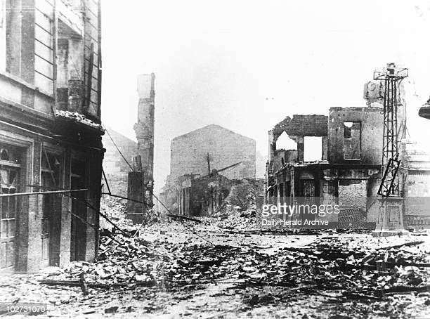 bombing of guernica Guernica had served as the testing ground for a new nazi military tactic - blanket-bombing a civilian population to demoralize the enemy it was wanton, man-made holocaust.
