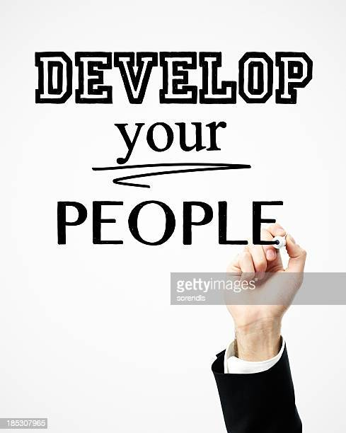 Develop your people