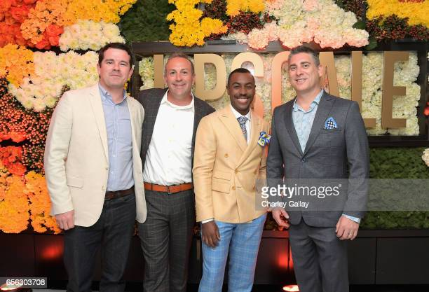 VP Developement and Programming truTV Bryan Terry Executive producer DEFY Media Jared Hoffman Creator/Host Prentice Penny and Executive producer DEFY...