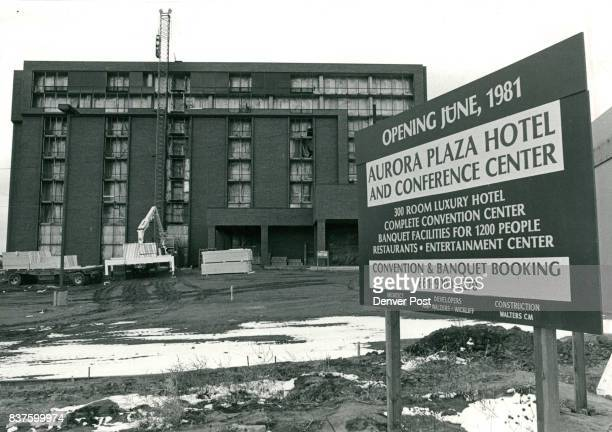Developers of Aurora Plaza Hotel Go Beyond Fire code to assure safety Credit Denver Post