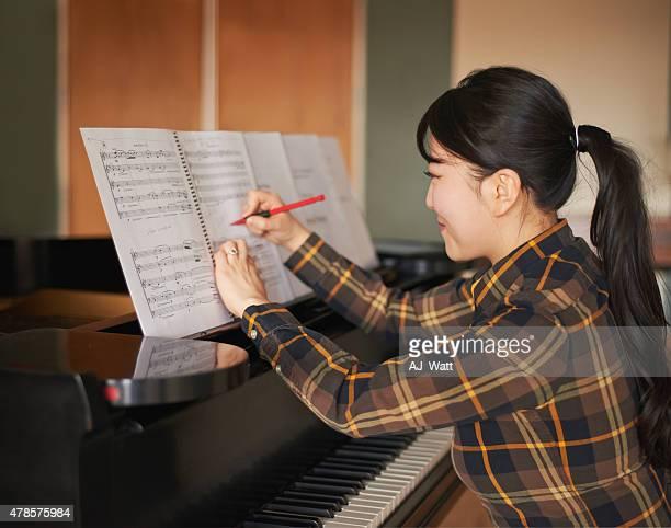 Sviluppare il suo talento musicali