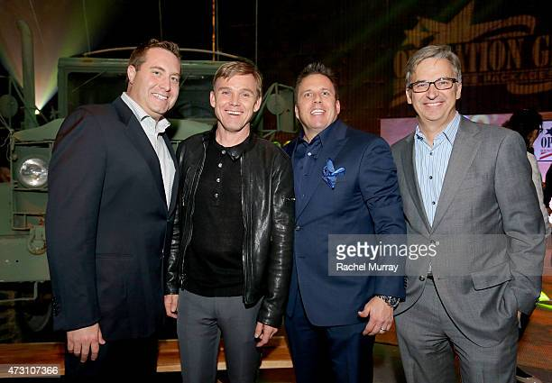 VP Development and Production DIRECTV Bart Peters Executive Producer of The Fighting Season Ricky Schroder SVP Original Content and Production...