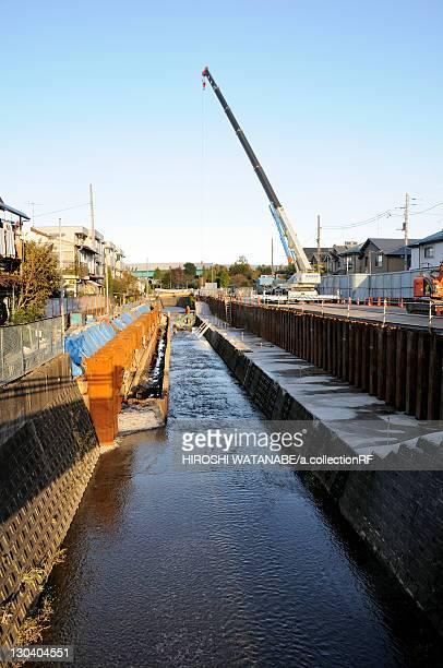 Development of Shirako River