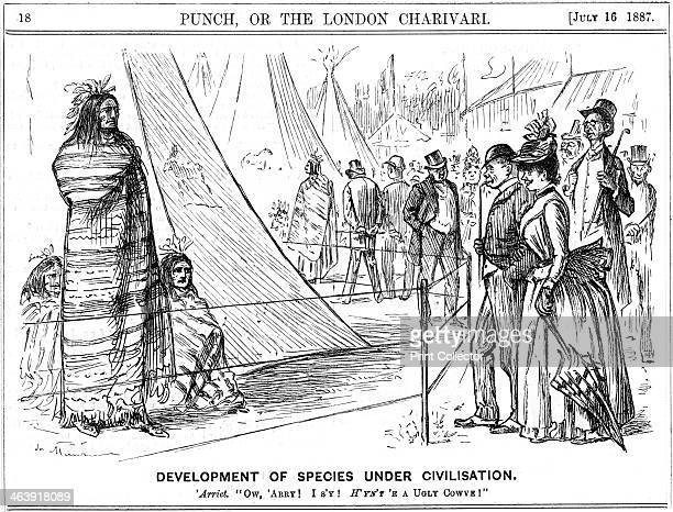 'Development of Species Under Civilisation' 1887 The old evolutionary argument of Nature or Nurture it would be a brave person who came to a...