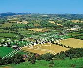 Shropshire, England.