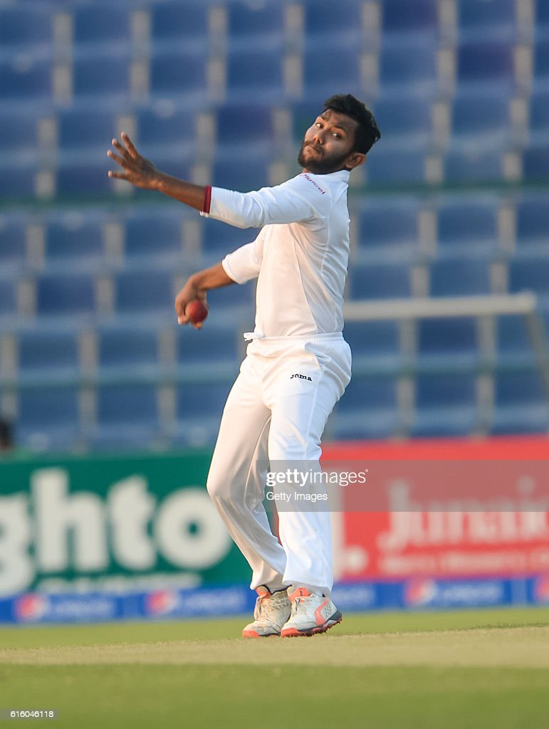 Pakistan v West Indies - 2nd Test: Day One