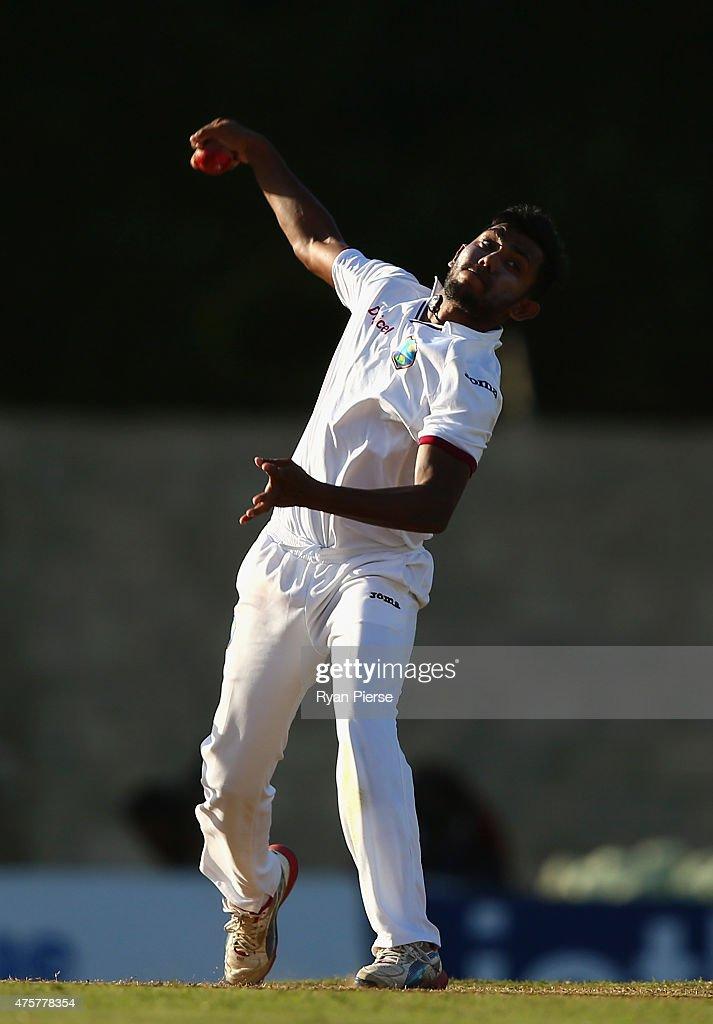 1st Test - Australia v West Indies: Day 1