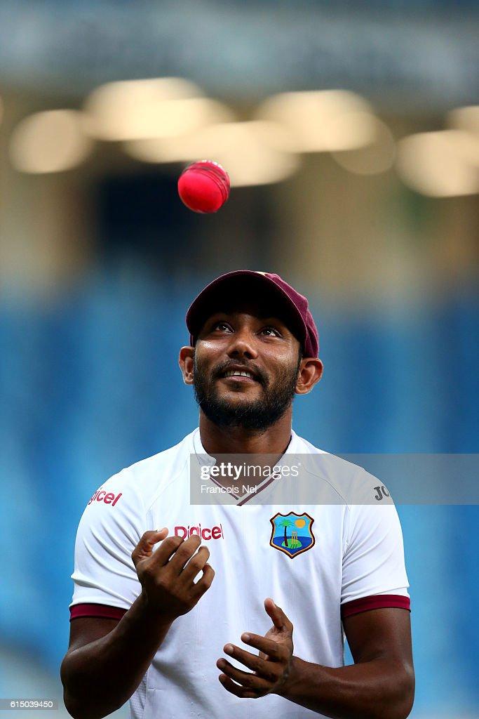Pakistan v West Indies - 1st Test: Day Four