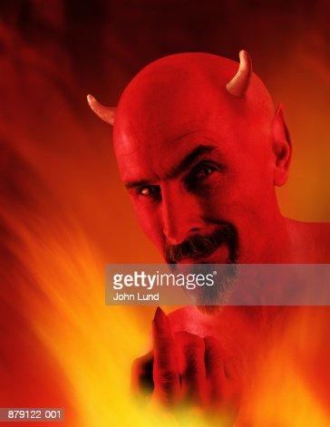 Devil (Digital Composite)