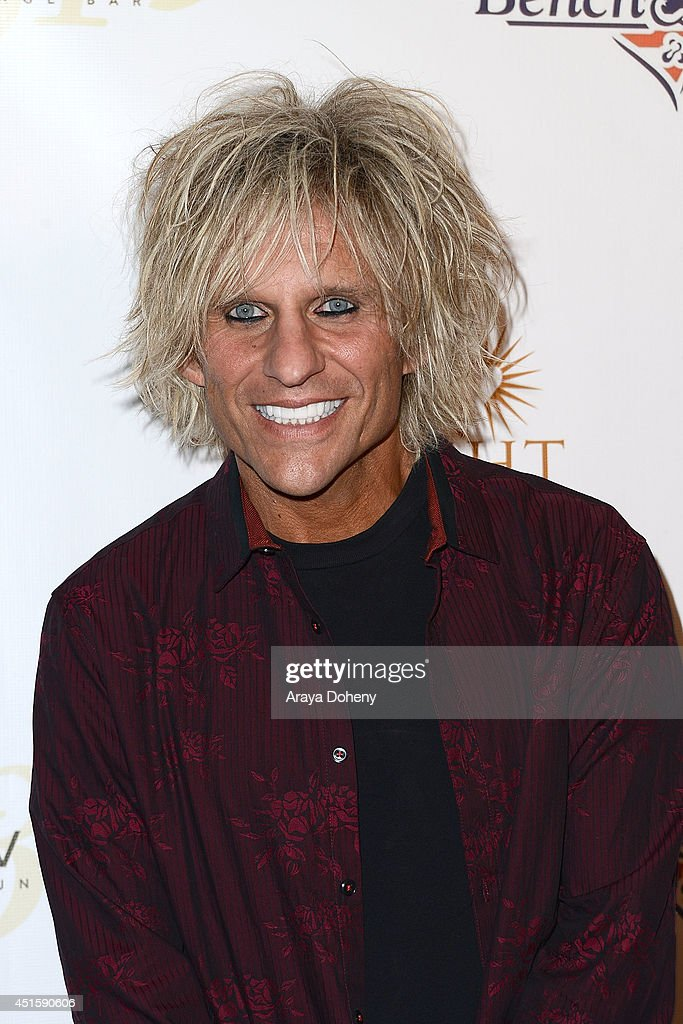 C.C. DeVille attends the Children of The Night and BenchWarmer's annual Stars & Stripes event on July 1, 2014 in Los Angeles, California.