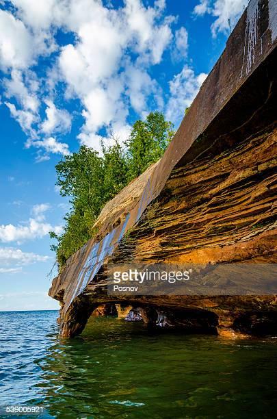 Devils Island Cliffs