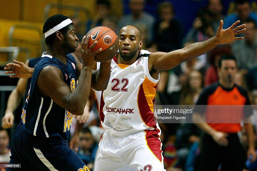 Asseco Prokom Gdynia v Galatasaray - Turkish Airlines Euroleague