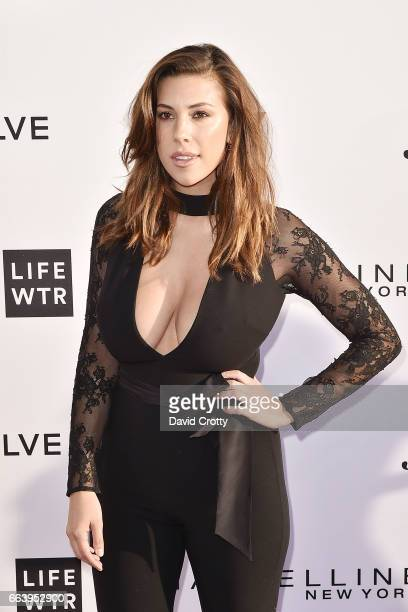 Devin Brugman attends the Daily Front Row's 3rd Annual Fashion Los Angeles Awards Arrivals at Sunset Tower Hotel on April 2 2017 in West Hollywood...