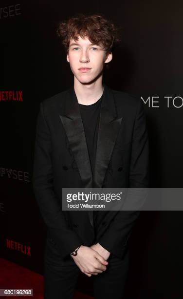 Devin Druid attends Netflix's FYSEE KickOff Event at Netflix FYSee Space on May 7 2017 in Beverly Hills California