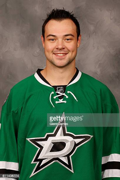 Devin Shore of the Dallas Stars poses for his official headshot for the 20162017 season on September 22 2016 at the Dr Pepper Star Center in Frisco...