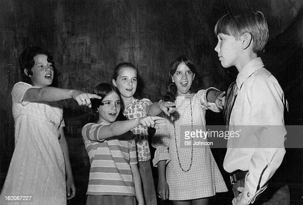 APR 18 1969 APR 26 1969 APR 30 1969 Devinny School to Present Play 'There's No Good to Keep Happiness in a Jar is the title of the musical fable set...