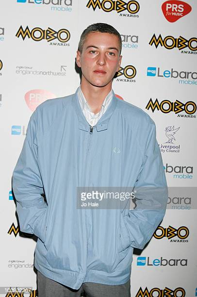 Devlin attends the Mobo Awards Launch at the Mayfair Hotel on September 8 2010 in London England