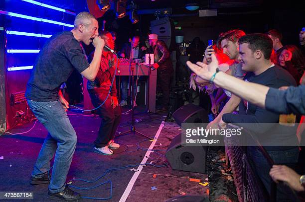 Devlin performs onstage at Patterns for Vice Magazine Noisey on day 2 of The Great Escape on May 15 2015 in Brighton United Kingdom