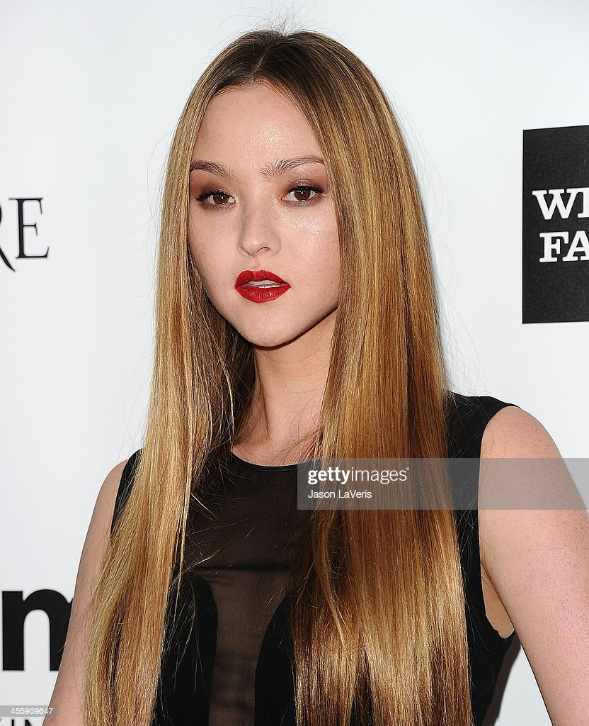 <a gi-track='captionPersonalityLinkClicked' href=/galleries/search?phrase=Devon+Aoki&family=editorial&specificpeople=217563 ng-click='$event.stopPropagation()'>Devon Aoki</a> attends the amfAR Inspiration Gala at Milk Studios on December 12, 2013 in Hollywood, California.