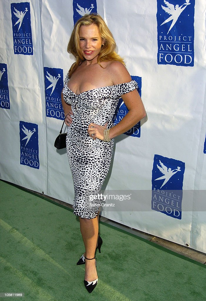 Devon Odessa during 11th Annual Angel Awards - Arrivals at Project Angel Food in Los Angeles, California, United States.