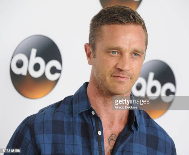 Devon Sawa arrives at the 2017 Summer TCA Tour Disney ABC Television Group at The Beverly Hilton Hotel on August 6 2017 in Beverly Hills California