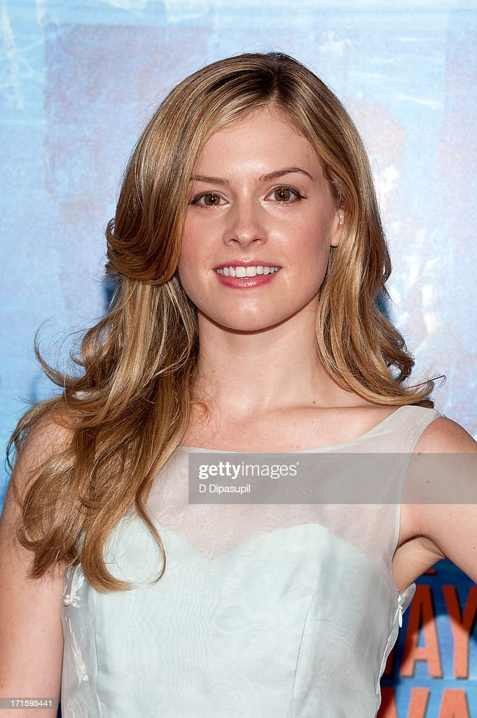 Devon Werden attends 'The Way, Way Back' premiere at AMC Loews Lincoln Square on June 26, 2013 in New York City.