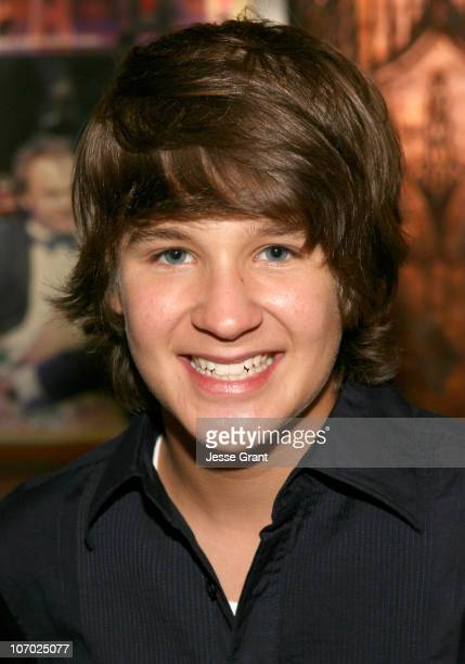 Devon Werkheiser during 'Dirty Rotten Scoundrels' Los Angeles Premiere Performance Arrivals at Pantages Theatre in Hollywood California United States
