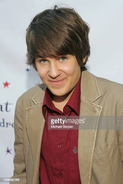 Devon Werkheiser during Kristy Frank CD Release Party Sweet 16 June 29 2006 at Luxe Hotel Los Angeles in Los Angeles California United States