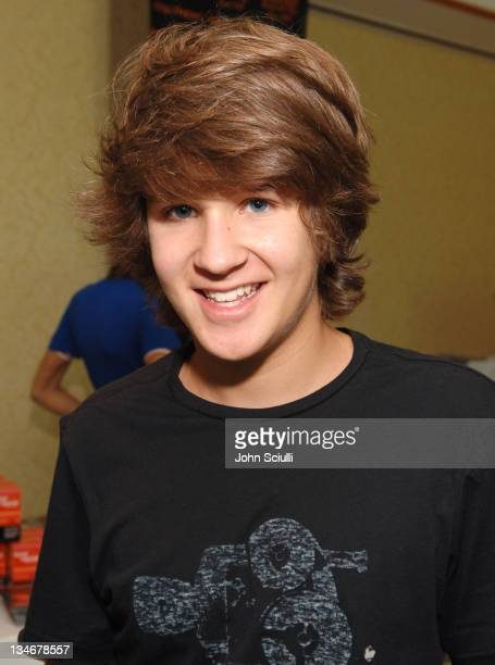 Devon Werkheiser during Melanie Segal's Platinum Luxury Gifting Suite in Celebration of the 58th Annual Emmys and the 2006 MTV VMAs Day 1 at Le...