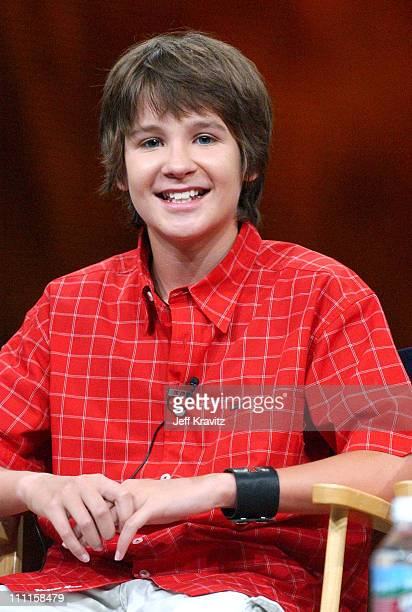 Devon Werkheiser during MTV Networks TCA July 23 2004 at Century Plaza in Los Angeles California United States