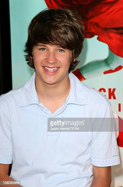 Devon Werkheiser during 'Nacho Libre' Los Angeles Premiere Arrivals at Grauman's Chinese Theater in Hollywood California United States
