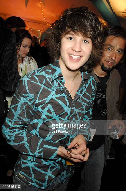 Devon Werkheiser during Nickelodeon's 20th Annual Kids' Choice Awards After Party at Pauley Pavilion in Westwood California United States
