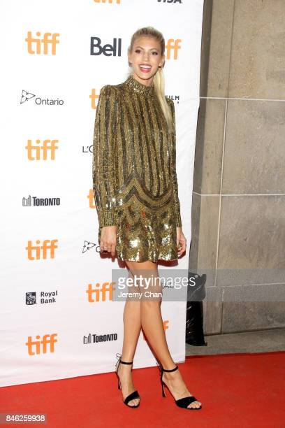 Devon Windsor attends the 'Brawl in Cell Block 99' premiere during the 2017 Toronto International Film Festival at Ryerson Theatre on September 12...