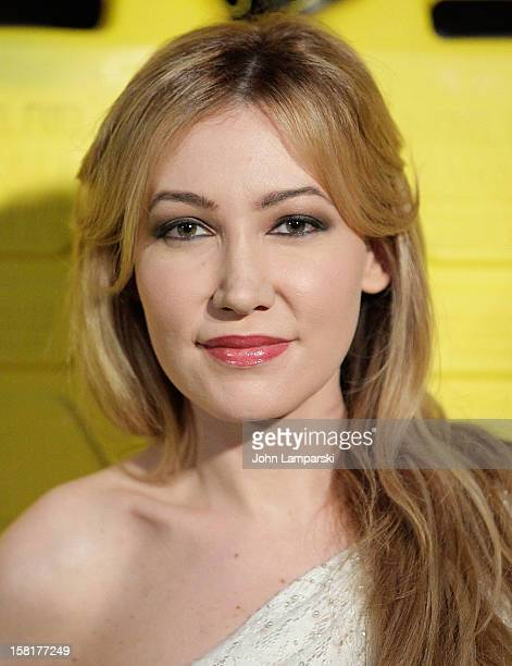 Devorah Rose attends 7th Annual Charity Ball benefiting CharityWater at the 69th Regiment Armory on December 10 2012 in New York City